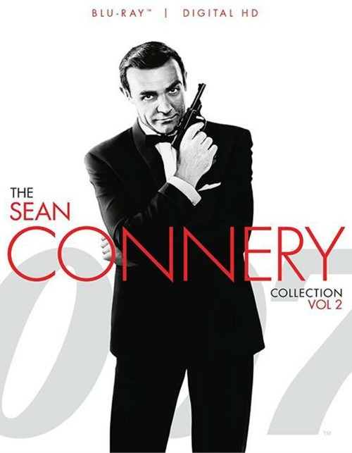 007: The Sean Connery Collection - Volume 2 (Blu-ray + UltraViolet)