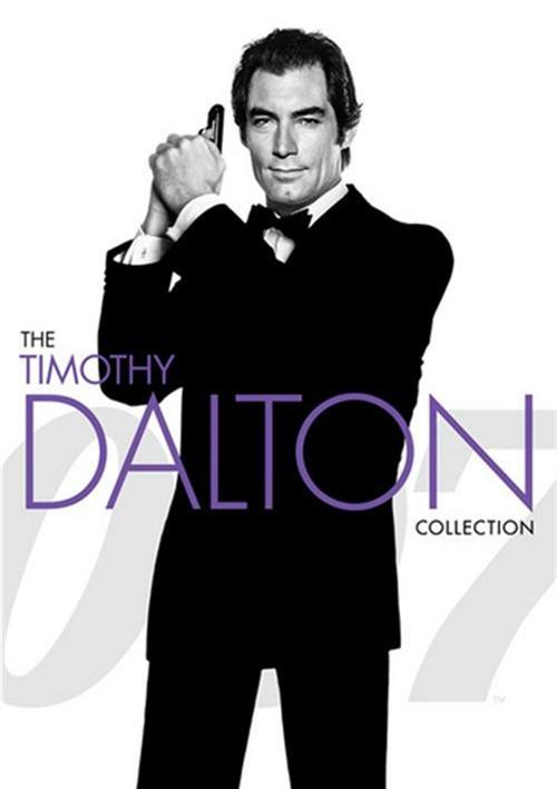 007: The Timothy Dalton Collection