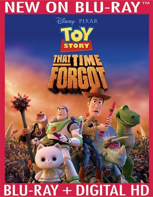 Toy Story That Time Forgot (Blu-ray + Digital HD)