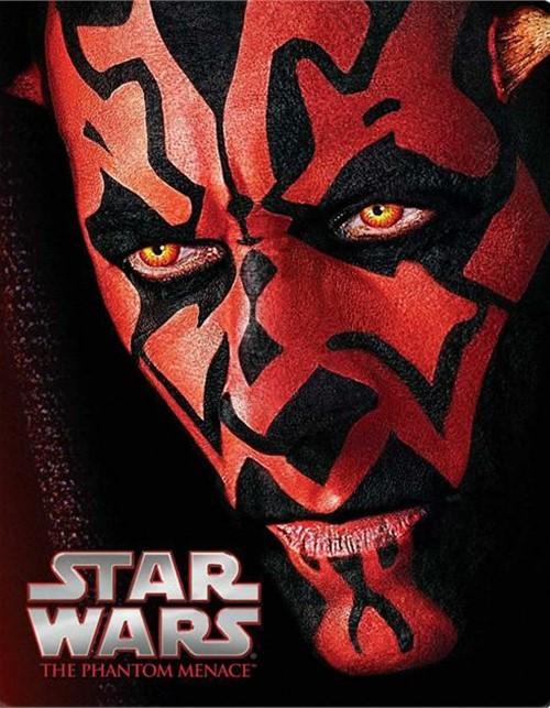 Star Wars: Episode One - The Phantom Menace (Steelbook)