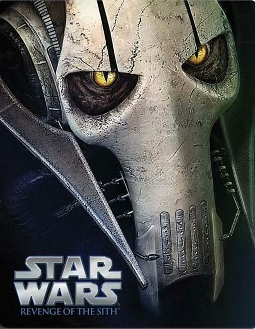 Star Wars: Episode Three - Revenge Of The Sith (Steelbook)