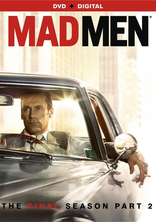 Mad Men: The Final Season - Part 2 (DVD + UltraViolet)