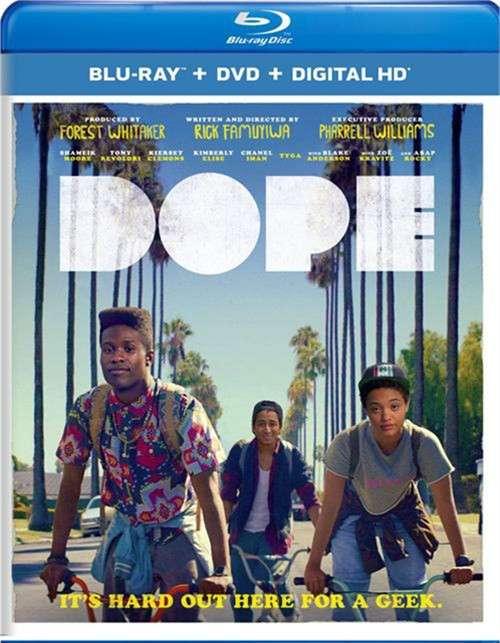 Dope (Blu-ray + DVD + UltraViolet)