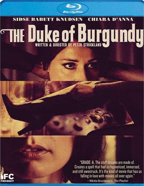Duke Of Burgundy, The (Blu-ray + DVD)