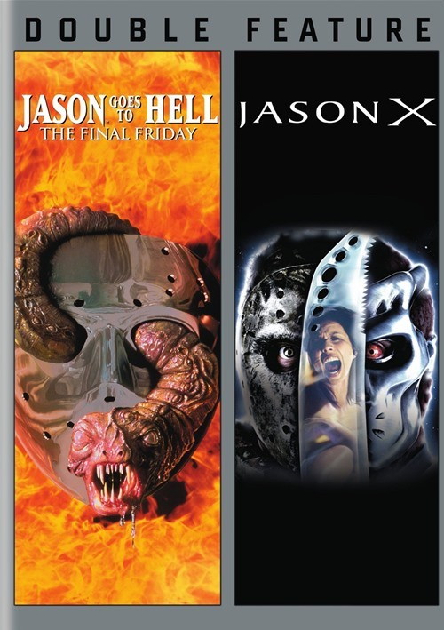 Jason Goes To Hell: The Final Friday / Jason X (Double Feature)
