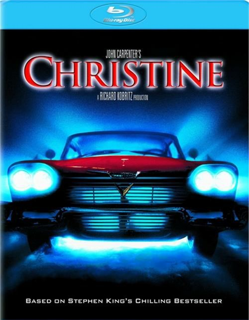 Christine (Blu-ray + UltraViolet)
