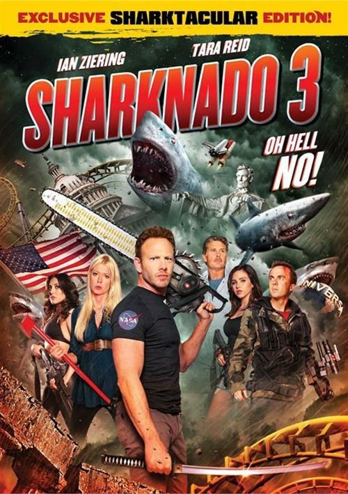 Sharknado 3: Oh Hell No