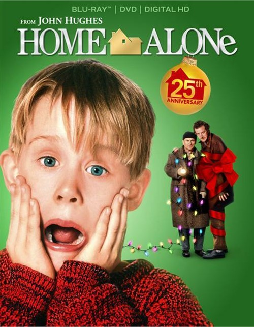 Home Alone (Blu-ray + DVD + UltraViolet) (Repackage)