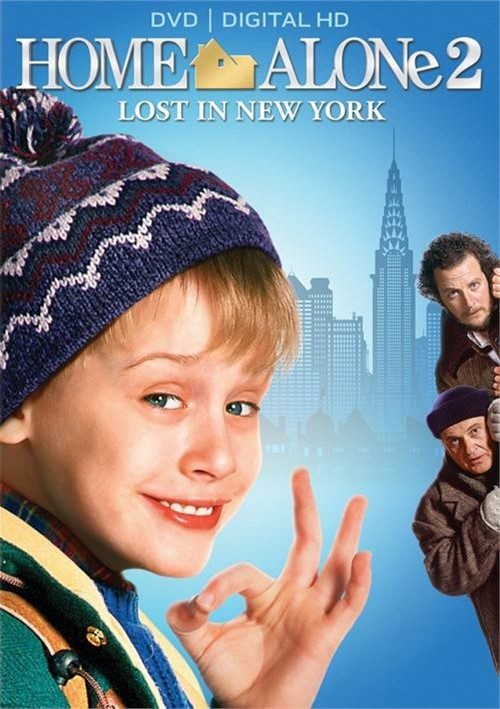 Home Alone 2: Lost In New York (DVD + UltraViolet) (Repackage)
