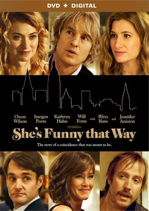 Shes Funny That Way (DVD + UltraViolet)