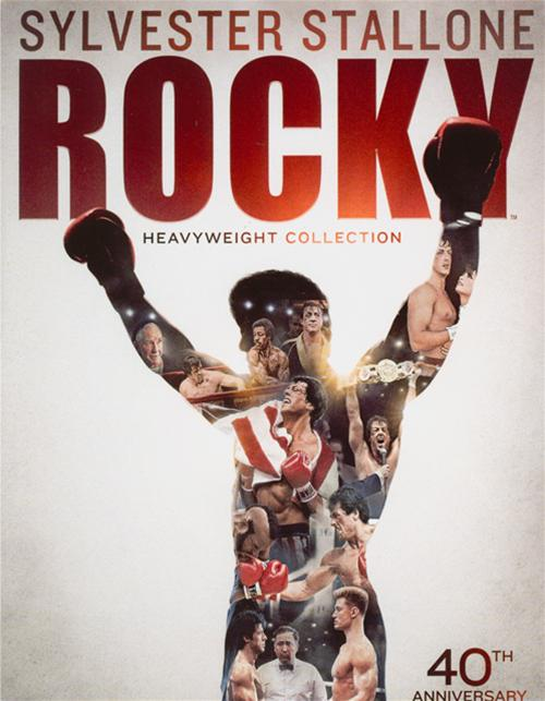 Rocky: Heavyweight Collection - 40th Anniversary Edition