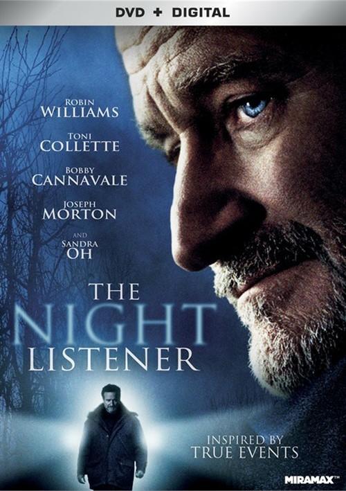 Night Listener, The (DVD + UltraViolet)