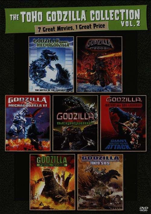 Toho Godzilla Collection, The: Volume 2
