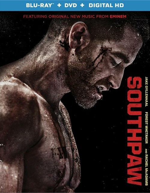 Southpaw (Blu-ray + DVD + UltraViolet)