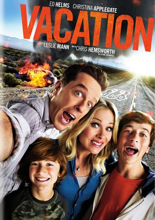 Vacation Dvd Empire: Vacation (DVD 2015)