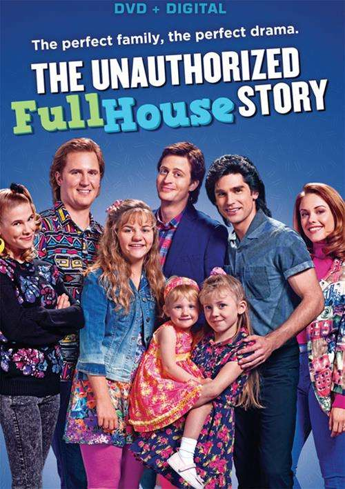 Unauthorized Full House Story (DVD + UltraViolet)