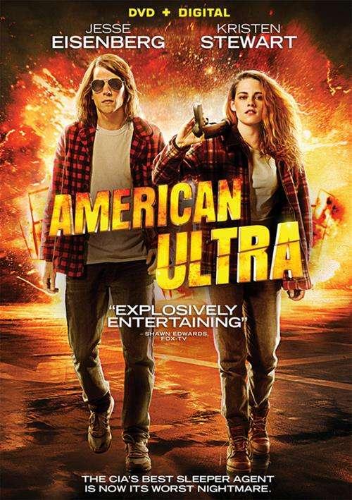 American Ultra (DVD + UltraViolet)