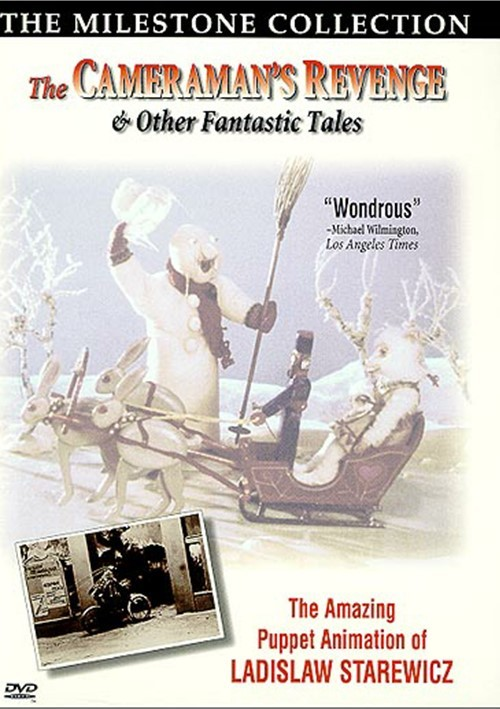 Cameramans Revenge & Other Fantastic Tales, The