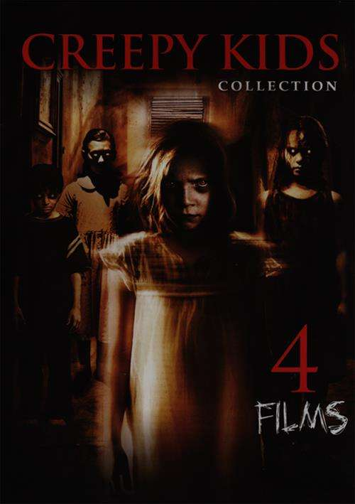 Creepy Kids Collection: 4 Films