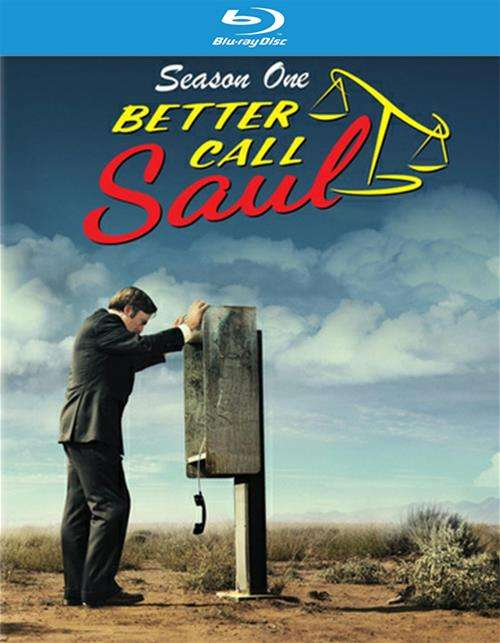Better Call Saul: Season One (Blu-ray + UltraViolet)