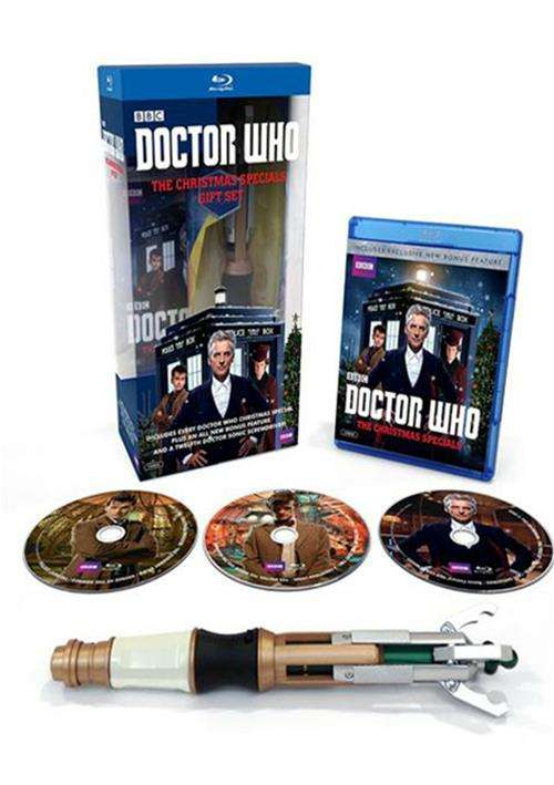 Doctor Who: The Christmas Specials