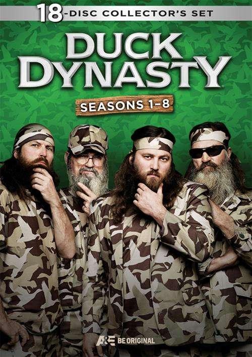 Duck Dynasty: Seasons 1-8