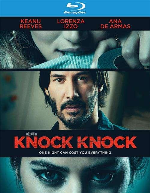 Knock Knock (Blu-ray + UltraViolet)