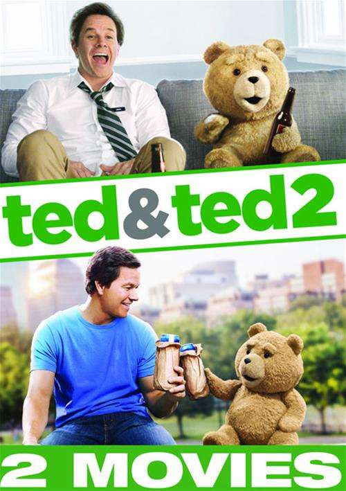 Ted & Ted 2: Thunder Buddies Collection