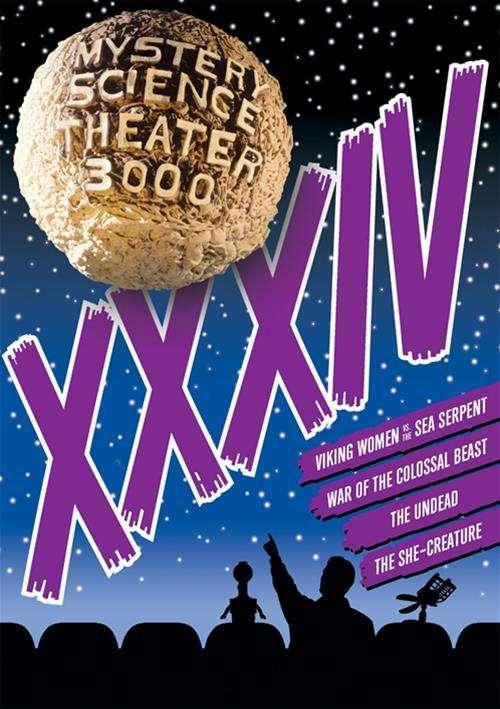Mystery Science Theater 3000 XXXIV