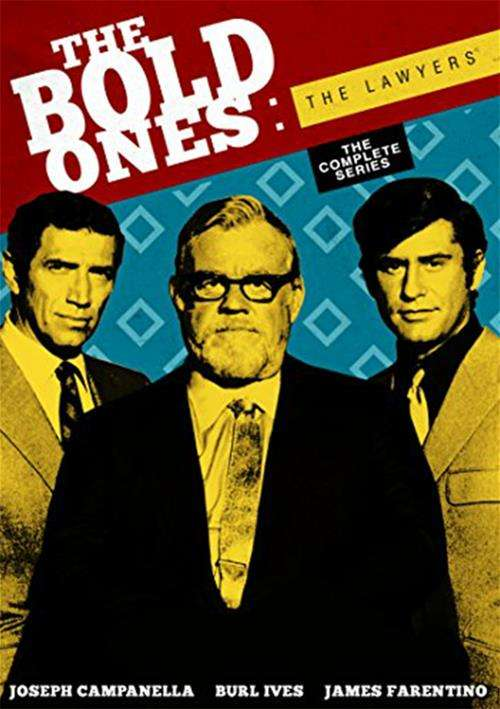 Bold Ones, The: The Lawyers - The Complete Series