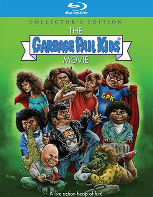 Garbage Pail Kids Movie, The: Collectors Edition
