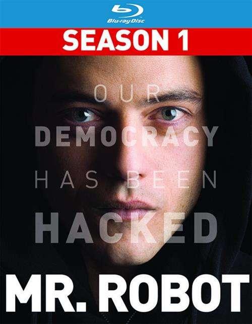 Mr. Robot: Season 1 (Blu-ray + UltraViolet)