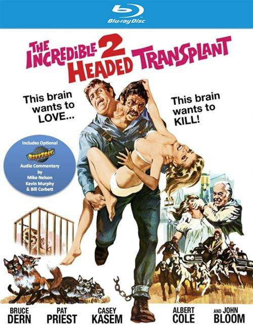 Incredible 2-Headed Transplant, The