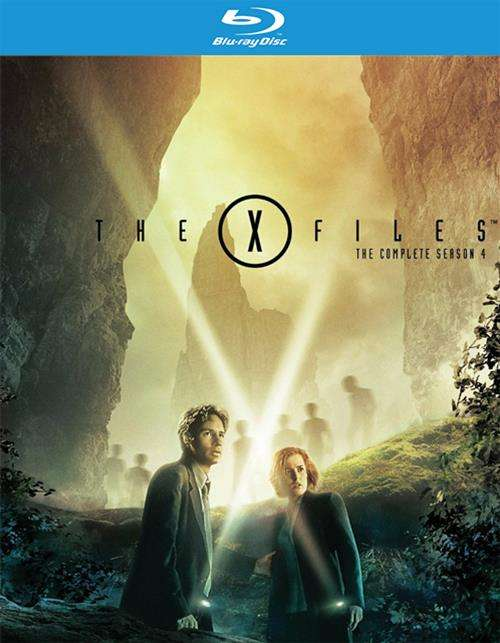 X-Files, The: The Complete Fourth Season