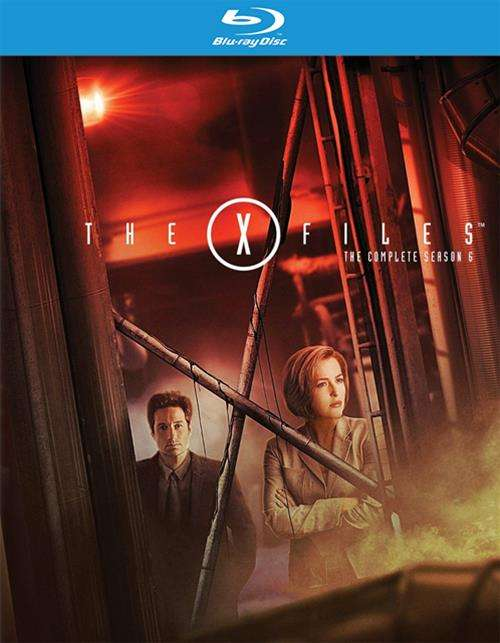 X-Files, The: The Complete Sixth Season