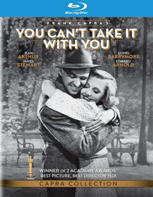 You Cant Take It With You (Blu-ray + UltraViolet)
