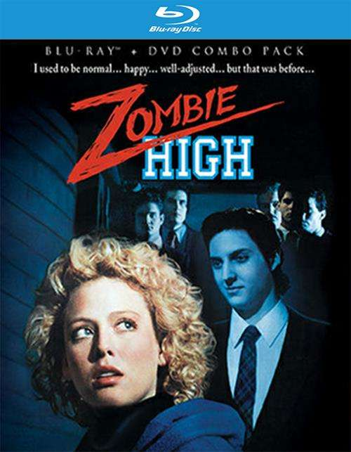 Zombie High (Blu-ray + DVD Combo)
