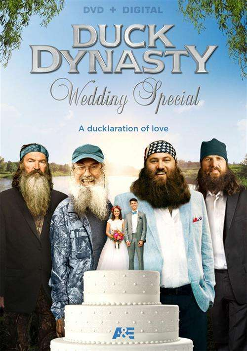 Duck Dynasty: Wedding Special (DVD + UltraViolet)