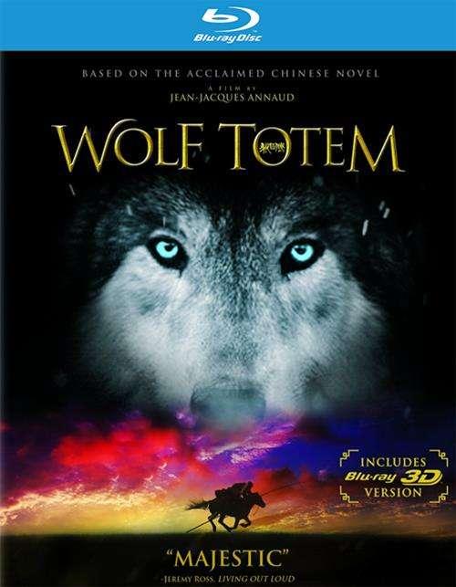 Wolf Totem (Blu-ray 3D + Blu-ray)