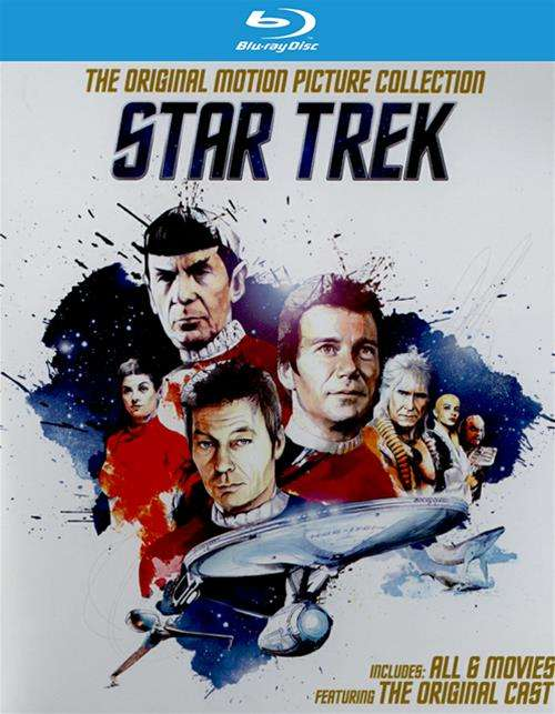 Star Trek: The Original Motion Picture Collection (Repackage)