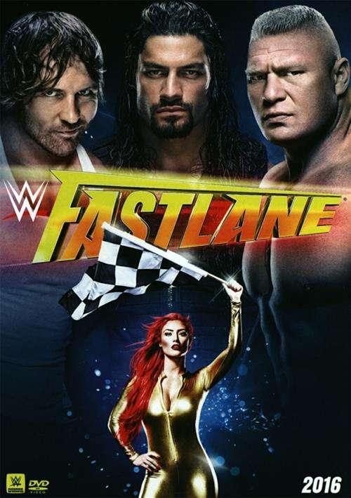 WWE: Fast Lane 2016