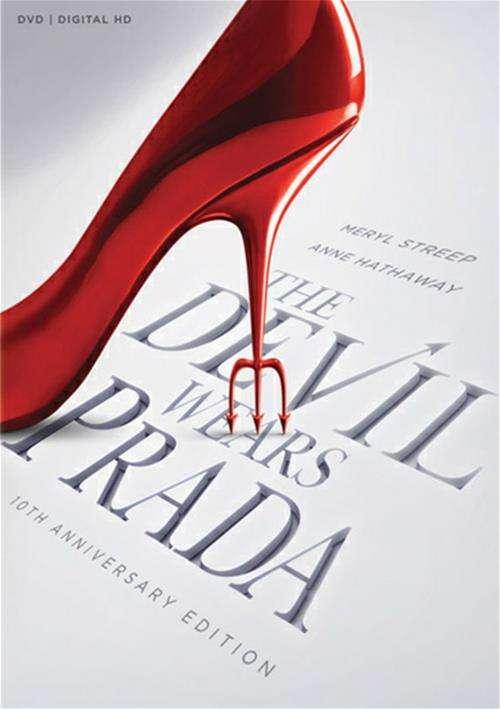 Devil Wears Prada, The: 10th Anniversary Edition (DVD + UltraViolet)
