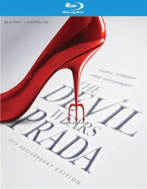 Devil Wears Prada, The: 10th Anniversary Edition (Blu-ray + UltraViolet)