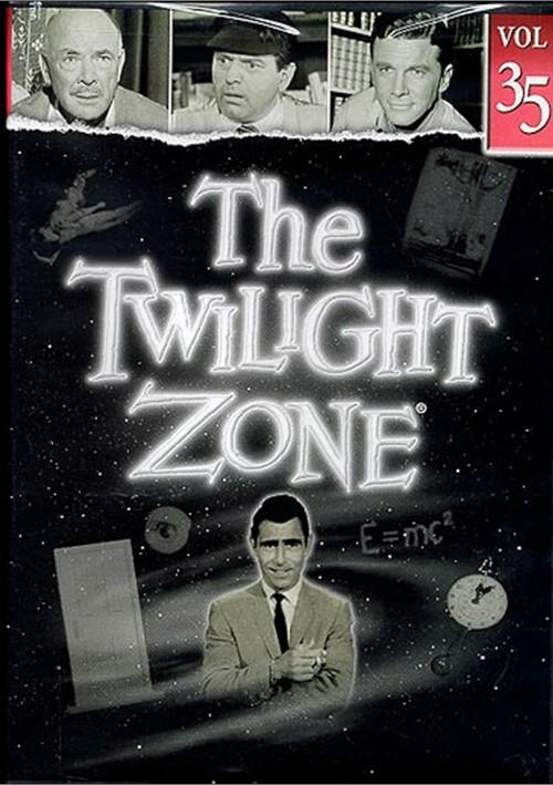 Twilight Zone, The: Volume 35