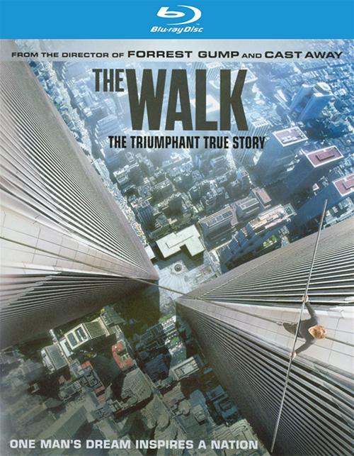 Walk, The (Blu-ray + UltraViolet)