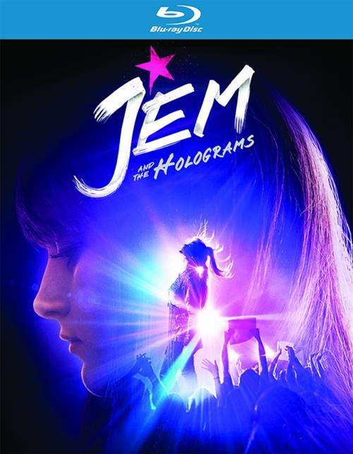 Jem And The Holograms (Blu-ray + DVD + UltraViolet)