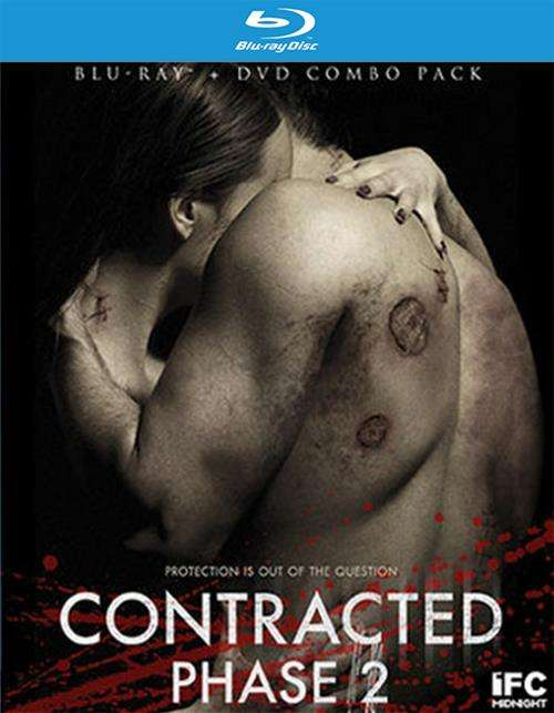 Contracted: Phase 2 (Bluray + DVD Combo)
