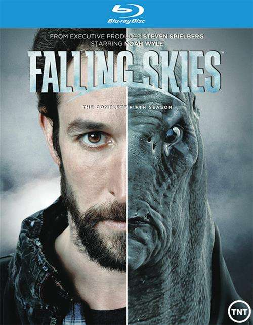 Falling Skies: The Complete Fifth Season (Blu-ray + UltraViolet)