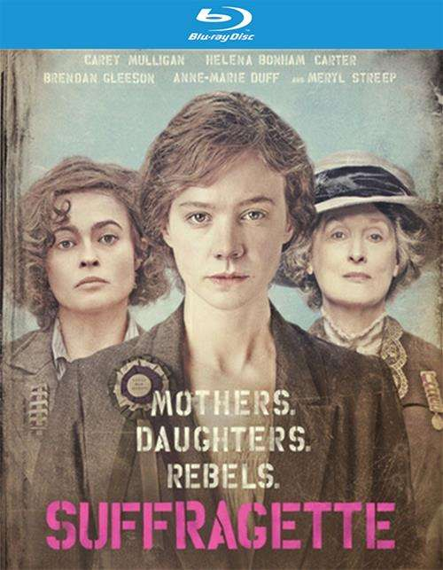 Suffragette (Blu-ray + UltraViolet)