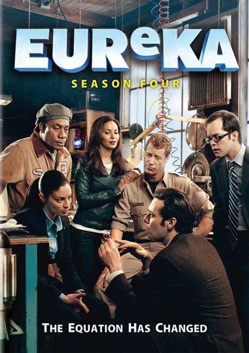 Eureka: Season Four (Repackage)